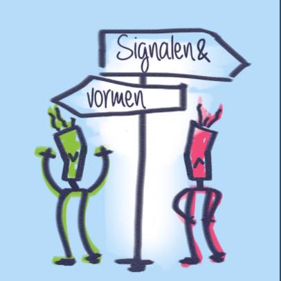 Tegel Signalen & Vormen