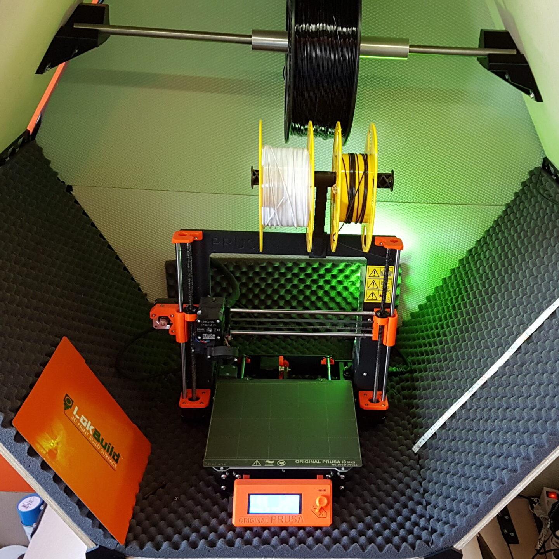 3D printer reparatie Technikkels Onderhoud Prusa